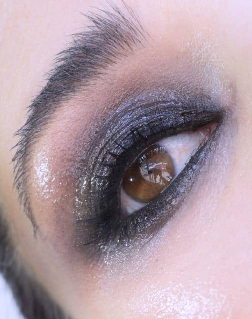 Brillos estratégicos en el maquillaje + Productos usados