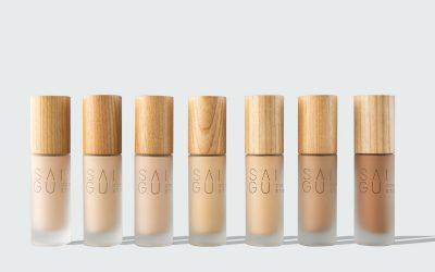 Saigu Cosmetics // Fondo de maquillaje natural